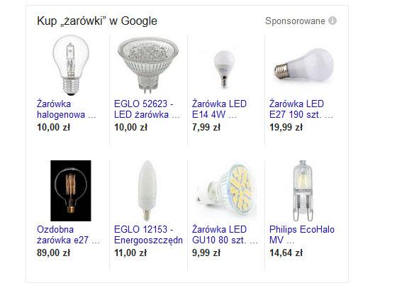 Google Zakupy Łódź